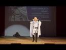 Niji Fest 2017 Одиночное дефиле 08 Последний серафим Хакуя Микаэло Армин косбенд Dark creators г Саратов