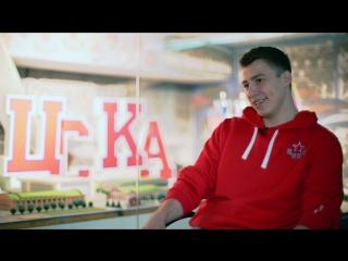 Андрей Кузьменко – MVP плей-офф Кубка Харламова
