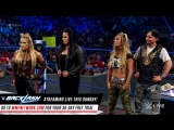 WWE Backlash Six-Woman Tag Team Match Contract Signing_ SmackDown LIVE, May 16,