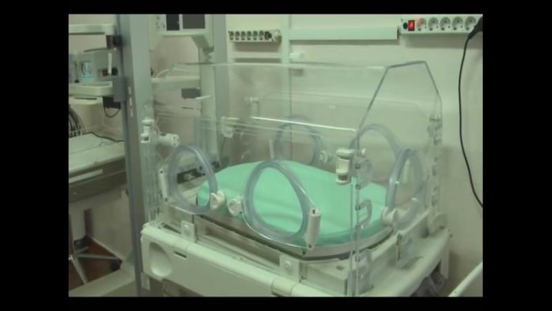 Ремонт в родильном отделении г. Кушвы
