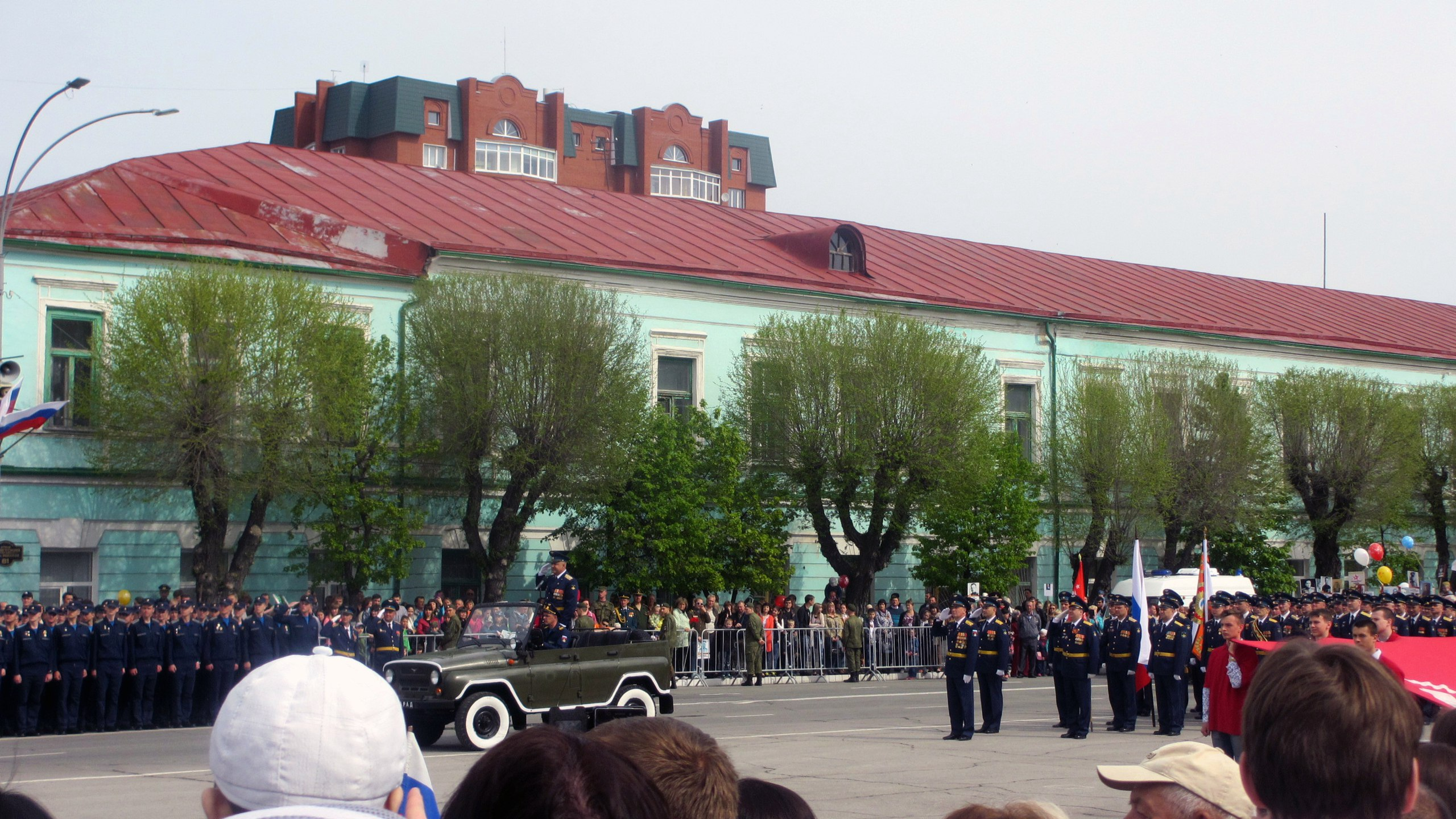 9 мая 2017 Сызрань