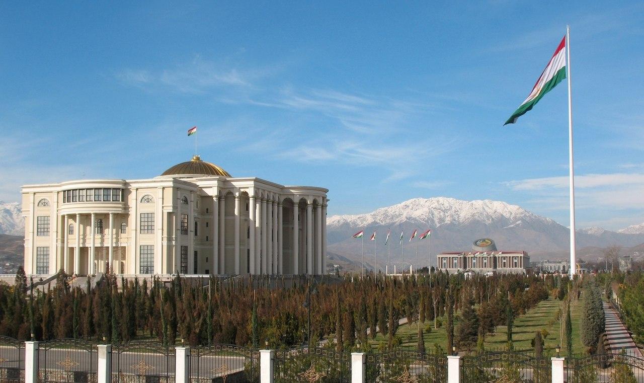 В столице Таджикистана переименованы 16 улиц с советским названием