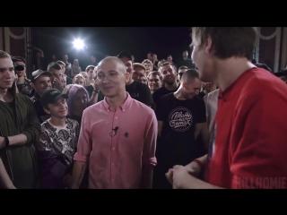 БЕЗ СЛОВ ¦ Oxxxymiron - Слава КПСС (Гнойный) - VERSUS X #SLOVOSPB