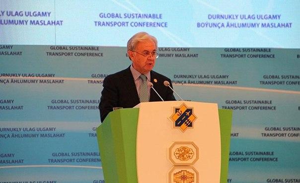 Генсек ШОС: «На автомобиле от восточных побережий Китая до восточной Европы без остановки»
