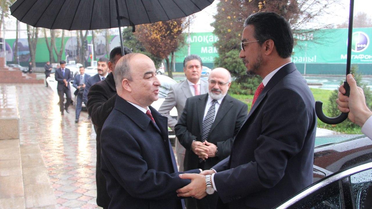 Шукурджон Зухуров: афганскую проблему можно решить только путем взаимных уступок