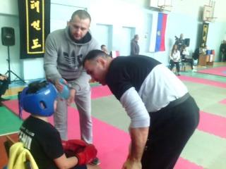 Стрюков Д. финал 16 октября 2016 по кику.
