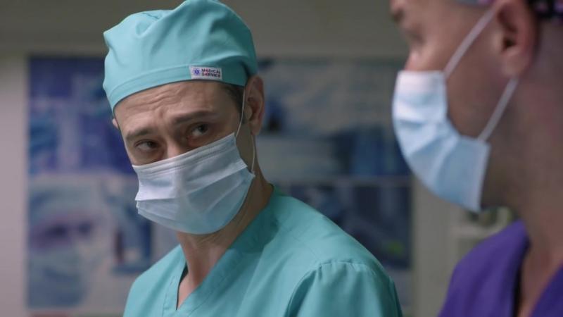 Склифосовский 4 сезон 22 серия Склиф 4 Покровский и Брагин перед операцией