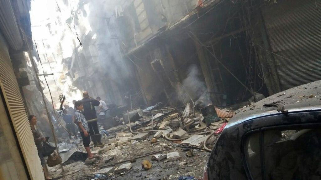 В Сирии под артиллерийским обстрелом погибла российская медсестра