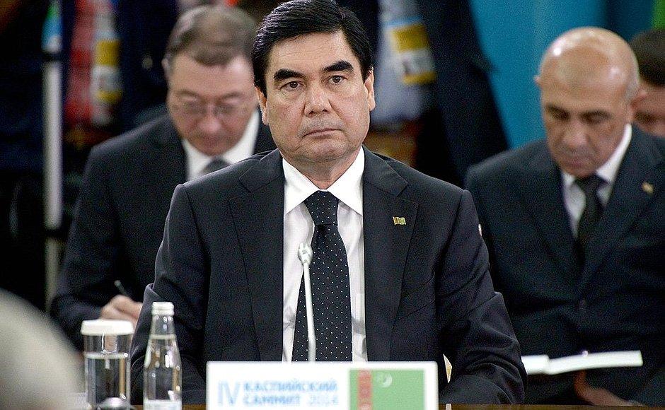 Туркменистан заинтересован в развитии сотрудничества с ШОС