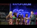 КупальникиCHRISTINA DAYна конкурсеМисс Роял Авто Шоу2015 года!Очаровательные девушки в красивых купальниках выглядят прекрас