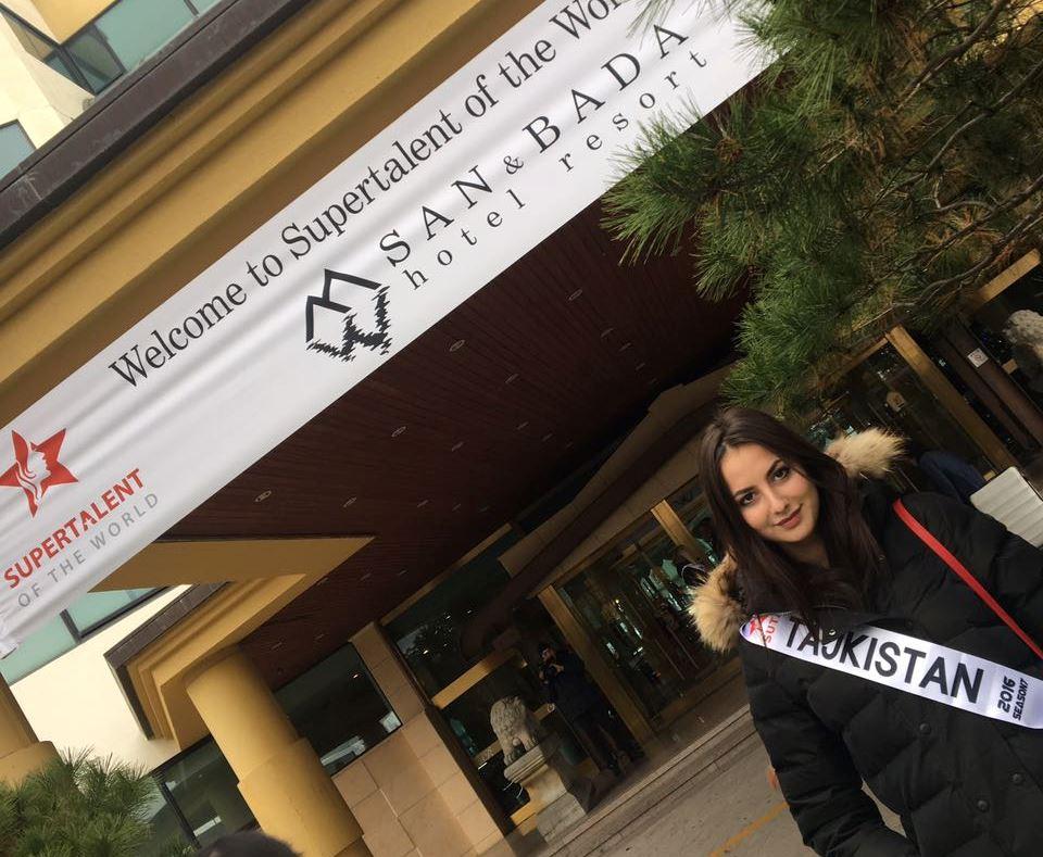 Новость дня: Таджикская модель впервые принимает участие в Мировом конкурсе красоты