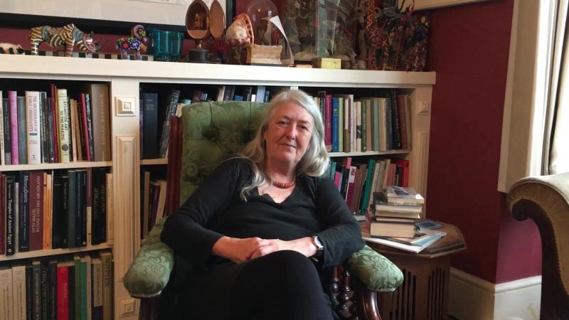 Профессор Кембриджского университета Мэри Бирд рассказывает о своей книге SPQR: История Древнего Рима