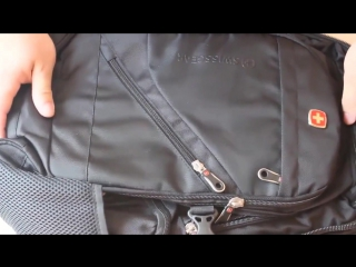 Рюкзак SwissGear  - швейцарское качество.