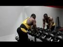 Arms massacre !! Pump em biceps part 2