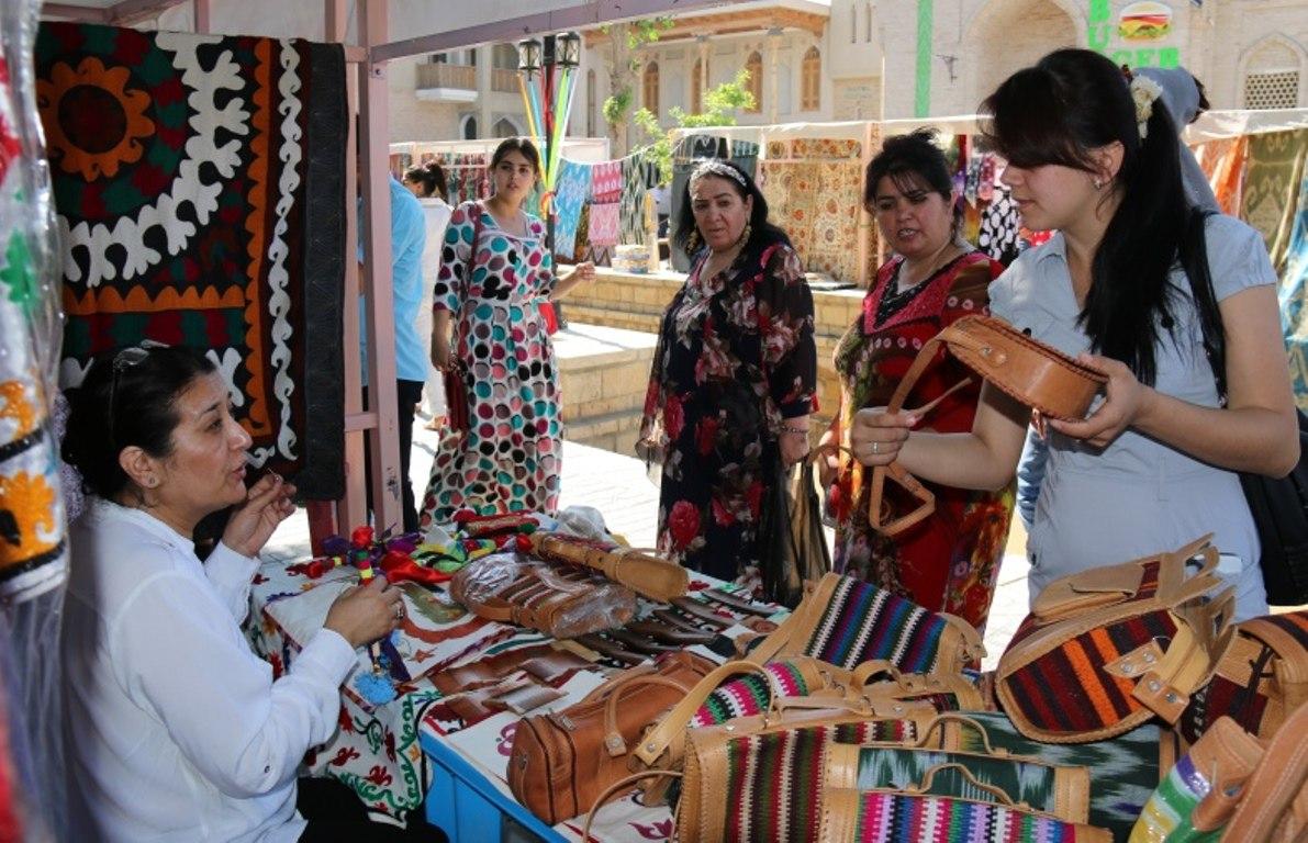 В Душанбе состоится фестиваль моды и ремесел «Диери хусн»