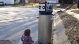 Девочка и робот