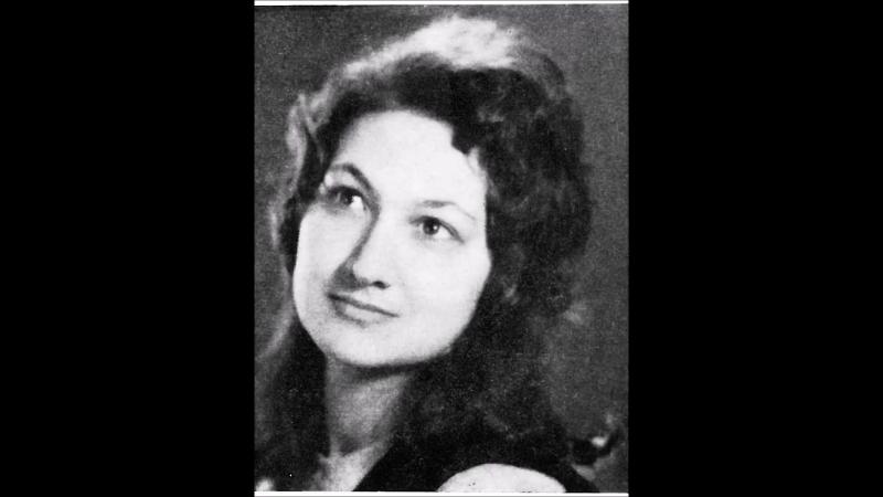 Мари Крикорян - ария Tu che di gel cinta из оперы Турандот