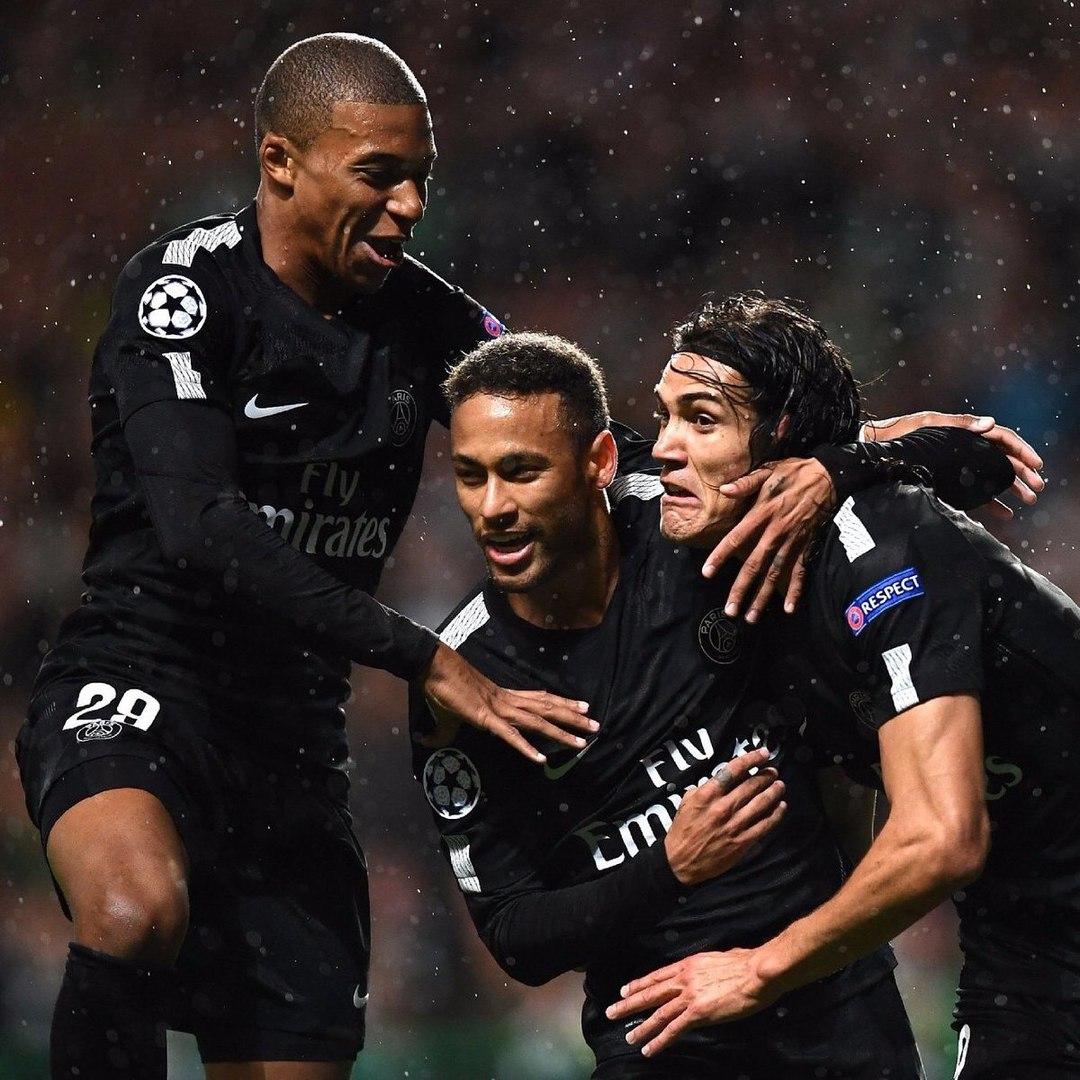 108. Celtic FC (SCO) - Paris Saint-Germain (FRA) 0:5