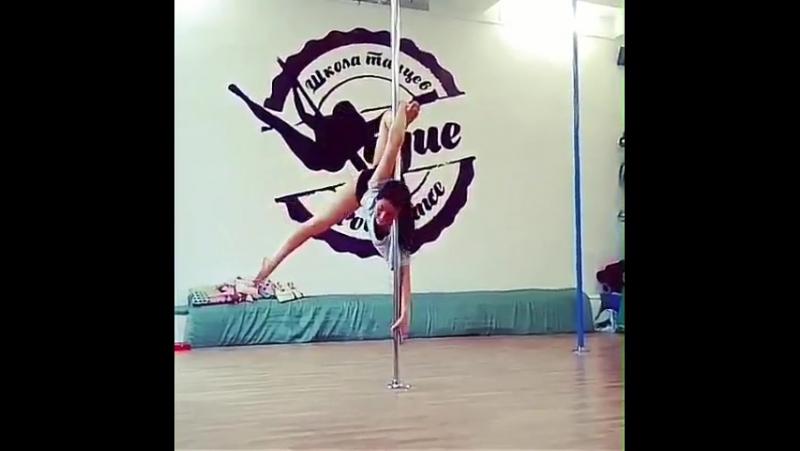 Pole Dance Юлия Николишина