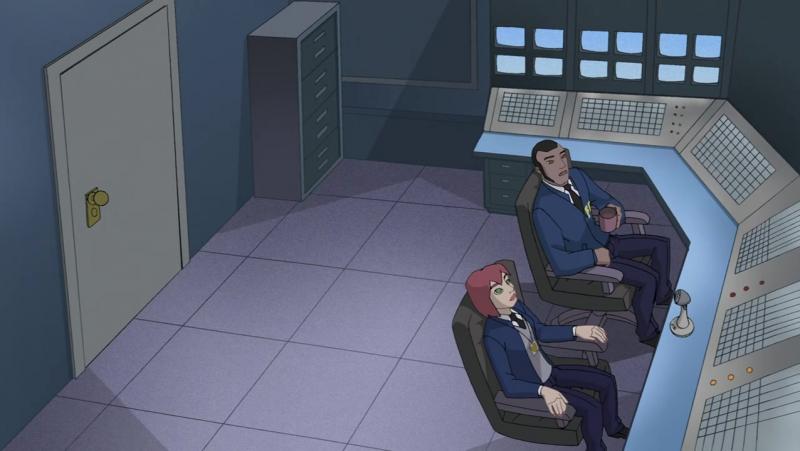 Грандиозный Человек-паук 2 сезон 4 серия (2008 – 2009) 720p