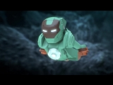 Iron Skull Sub Attack - LEGO Marvel Super Heroes - Mini Movie