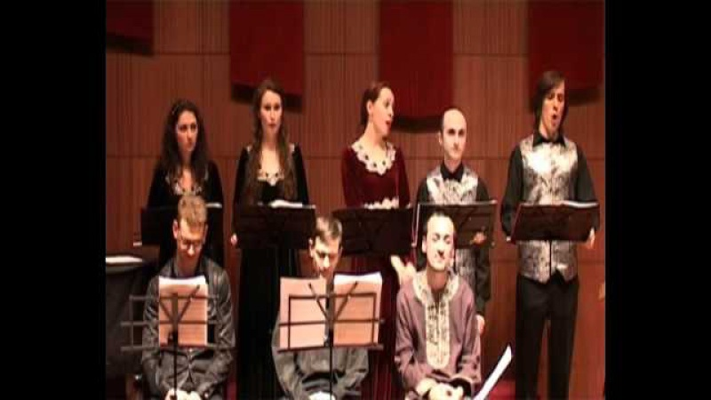 Ансамбль солистов «Мадригал» Московской Филармонии