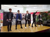 [FANCAM] 20170116 100% - How to cry half @ Nagoya Aeon Mall Odaka