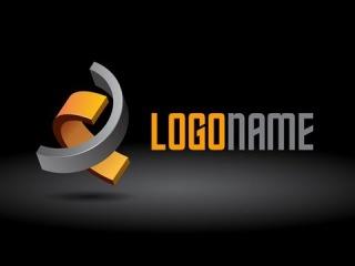 Adobe Illustrator - Tutorial 29 - Logo 3D v2