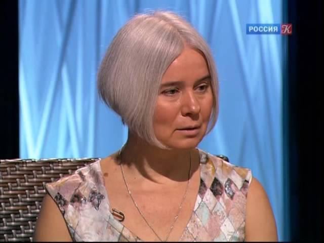 Татьяна Касаткина в ток-шоу