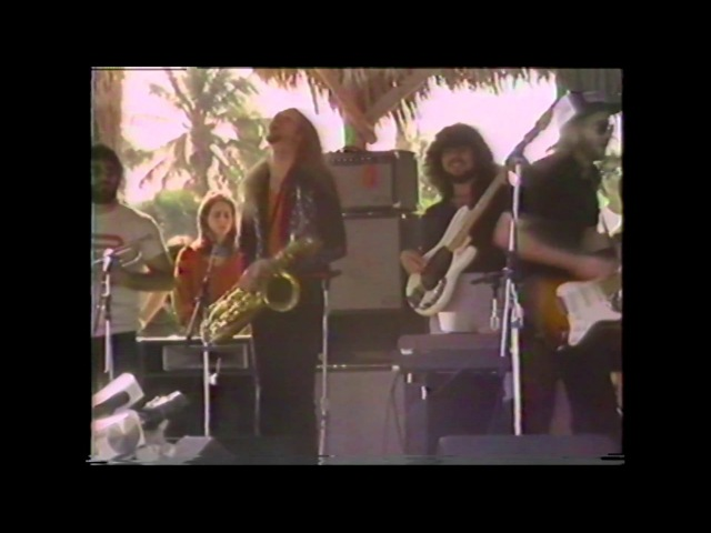 Bobby Caldwell, 1978 What You Won't Do for Love first ever concert.
