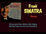 Nancy (Frank Sinatra - with Lyrics)