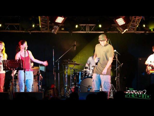 Krec - В Ритме Самба (Live Band) 11.05.12 Зал Ожидания