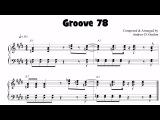 Funk Keyboard Groove influenced by sax player Eddie Harris