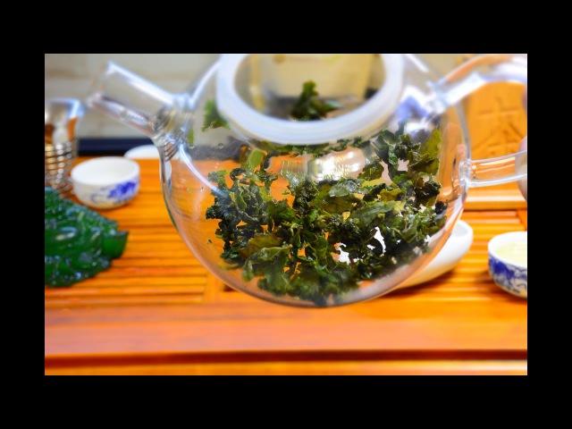Те Гуань Инь Улун - способ заваривания чая