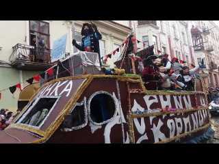 На Маланка-Фест 2017 гуляли мушкетери, пірати та кухарі
