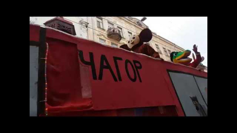 Казкові герої на Маланка-Фест 2017