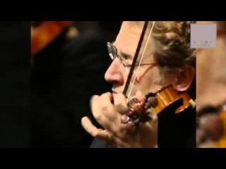 Shlomo Mintz plays Mozart Concerto nr 5