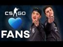 CS:GO - Team EnVyUs Loves its Fans!
