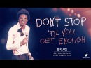 DONT STOP TIL YOU GET ENOUGH SWG Extended Mix Instrumental - MICHAEL JACKSON Off The Wall