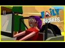 МАШИНА БЕЗ ТОРМОЗОВ ! Мультик игра для детей Faily Brakes