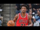 Chicago Bulls vs Memphis Grizzlies - Full Game Highlights | January 15, 2017 | 2016-17 NBA Season