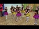 Утренник 8 Марта в детском саду | Танец девочек [Студия Отражение - Videoreflex]