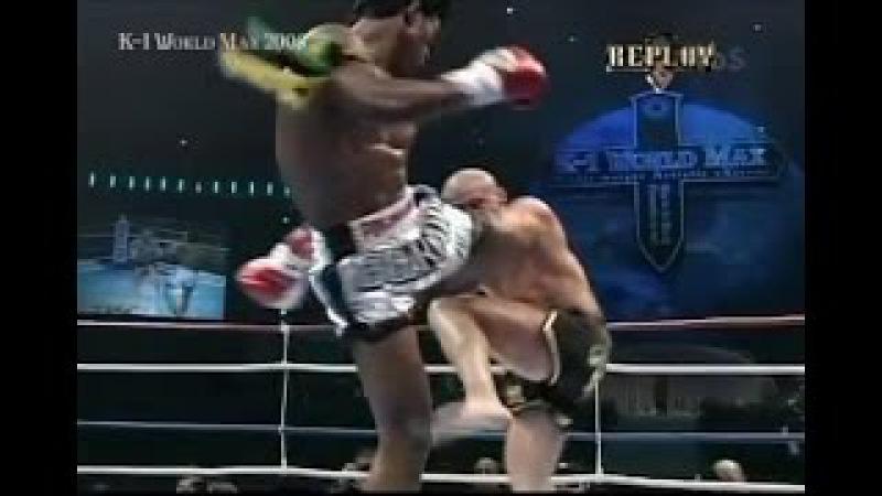 Бой великих чемпионов К-1: Звезды муай тай: Буакав vs Замбидис