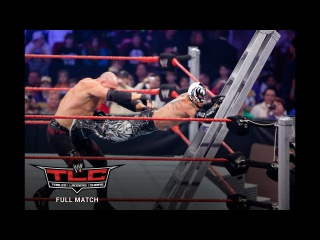 #My1 FULL MATCH - Fatal 4-Way TLC Match: WWE TLC 2010