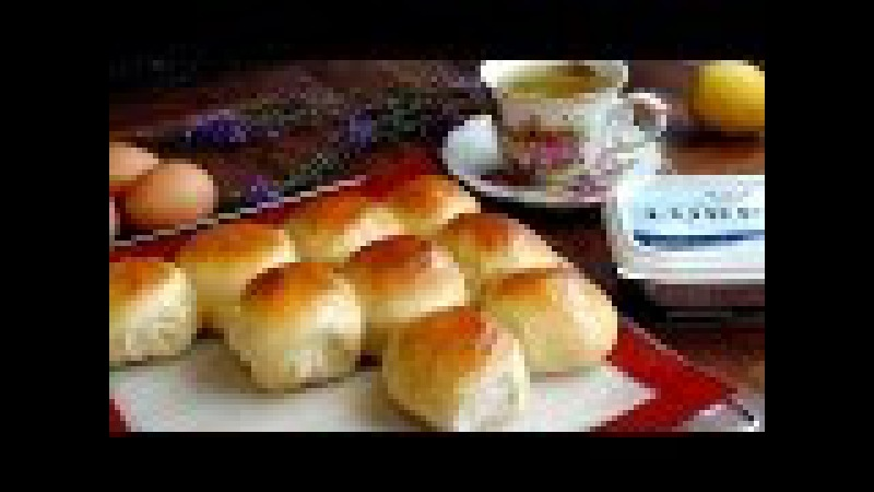 How to Make Super Moist and Soft Slider Buns | Dinner Rolls | Chinese Bakery Buns 奶油餐包