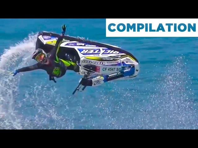 Insane Freestyle Jet Ski Tricks XTreme Compilation of the Week