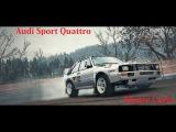 Dirt 3 Monte Carlo Audi Sport Quattro