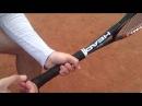 Теннис Хватки при ударах слева