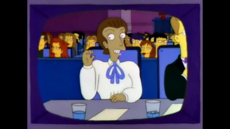 Los Simpsons: Un tranvía llamado Marge