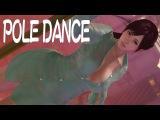 DOAX3 Kokoro POLE DANCE (